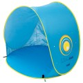 ludi-solar protector for babies blue coulour